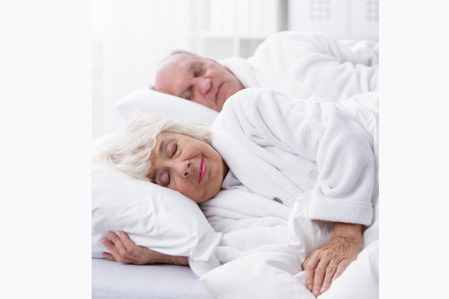 The Importance of Sleep for Senior Citizens
