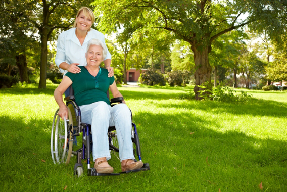 The Secret to Happiness in Senior Life: Hire Our Home Health Aide